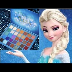 EYESHADOW ELSA PALETTE 100 % Authentic